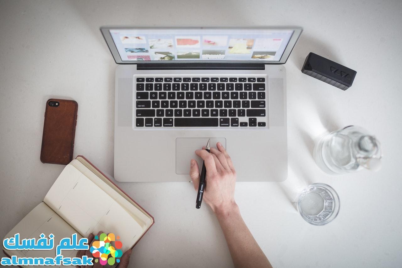 التدوين على موقع الويب الخاص بك